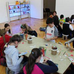 """Programul educațional ,,Muzeul Viu"""" 05.04.2019"""