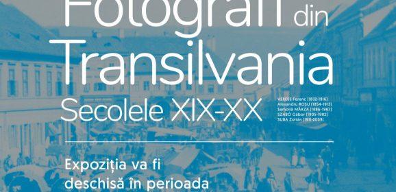Mari fotografi din Transilvania. Secolele XIX-XX.