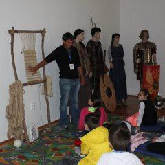 """Programul educaţional ,,Muzeul Viu"""" 13.05.2019"""