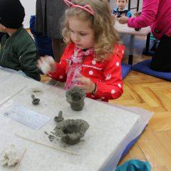 """Programul educaţional ,,Muzeul Viu"""" 14.05.2019"""