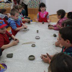 """Programul educaţional ,,Muzeul Viu"""" 20.05.2019"""