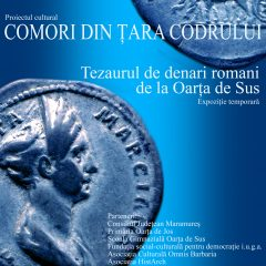 Monede antice, daci şi romani în prima zi de şcoală la Oarţa de Sus
