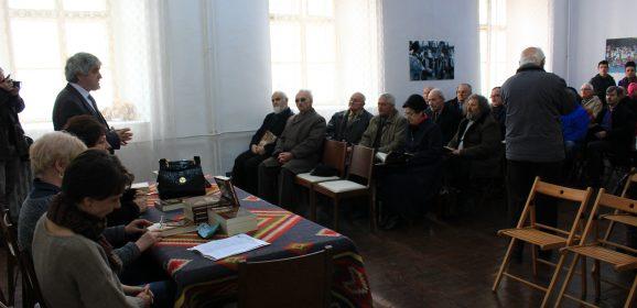 """Itinerarea expoziţiei temporare  """"Maramureşeni la Alba Iulia. 1 Decembrie 1918"""""""
