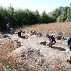 """Cercetări arheologice la Oarța de Sus – """"Măgura"""" (campania 2018)."""