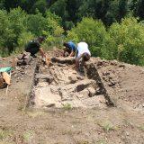 """Primele cercetări arheologice la Sălnița – """"Custura Cetățele"""""""