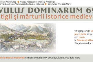 RIVULUS DOMINARUM 690-VESTIGII ŞI MĂRTURII ISTORICE MEDIEVALE