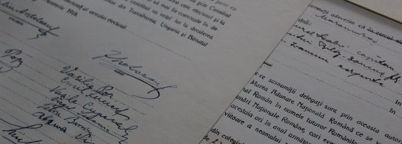 """Maramureșeni la Alba Iulia. 1 Decembrie 1918"""