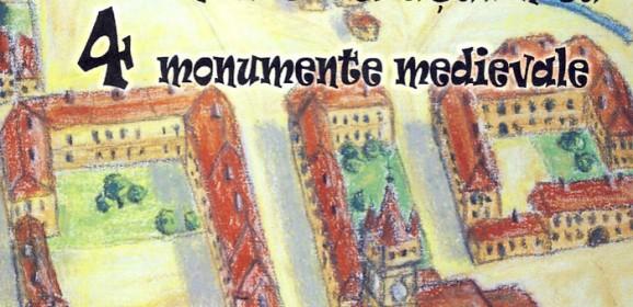Baia Mare – oraşul meu. 4 monumente medievale