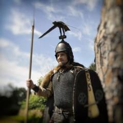 Pe urmele lui Marte. Războinici și artizani de prestigiu în lumea antică.
