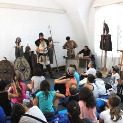 Tabăra de arheologie experimentală pentru copii
